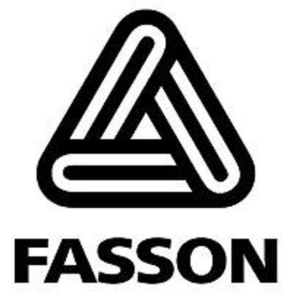 Imagen de FASSON PVC BLANCO 50X65 S/C  100 HOJAS
