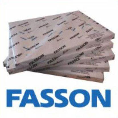 Imagen de FASSON OBRA 518 (VELLUM) 50X65 CON CORTE - 200 HJS