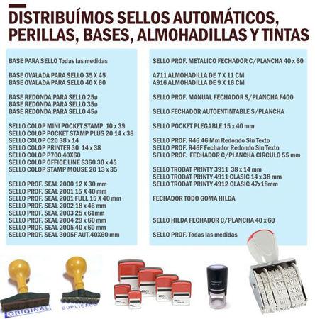 Imagen para la categoría BASES Y PERILLAS e INSUMOS