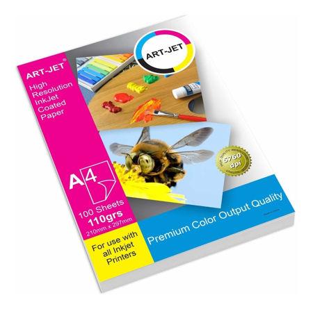 Imagen para la categoría PAPELES INK-JET - ART JET -