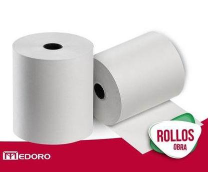 Imagen de ROLLO OBRA 70 X 40 X 10 ROLLOS CALCULADORA