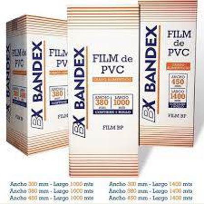 Imagen de FILM PVC P/ALIMENTOS 305 x 1000 Mts