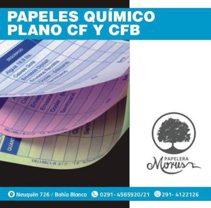 Imagen de Copy 22 x 34 55g CFB Blanco  x 500 hjs