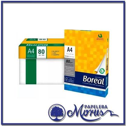 Imagen de BOREAL A4   21x29.7 80gs