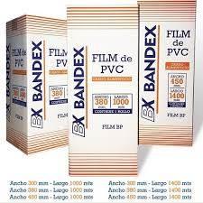 Imagen de FILM PVC P/ALIMENTOS 380 x 1000 Mts