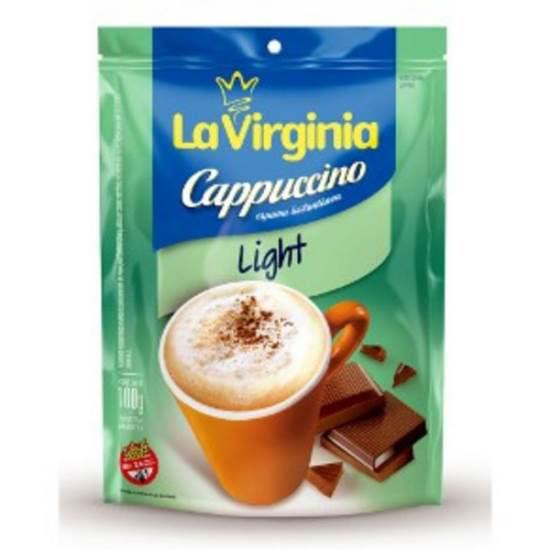 Imagen de LA VIRGINIA CAPPUCCINO LIGHT 100 GS