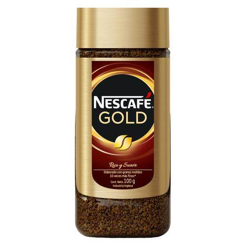 Imagen de NESCAFE EXPRESSO GOLD INST. 100 GR.