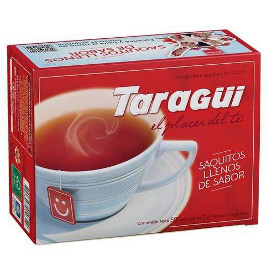 "Imagen de TARAGUI ""TE"" FILTRO X 50 UNID."
