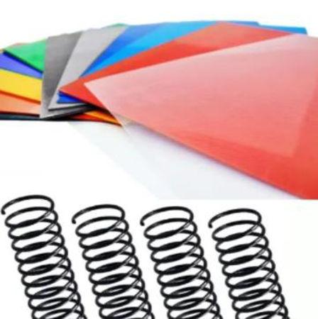 Imagen para la categoría TAPAS Y ESPIRALES