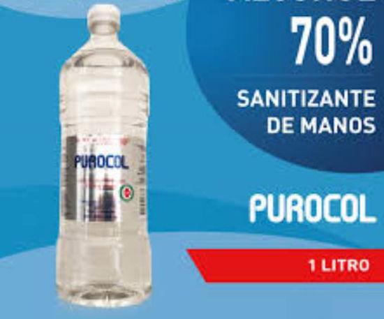 Imagen de ALCOHOL ETILICO BI ALCOHOL 70% X 500 CC