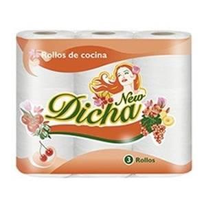 Imagen de ROLLO COCINA DICHA 8 x 3 x 50 PAÑOS