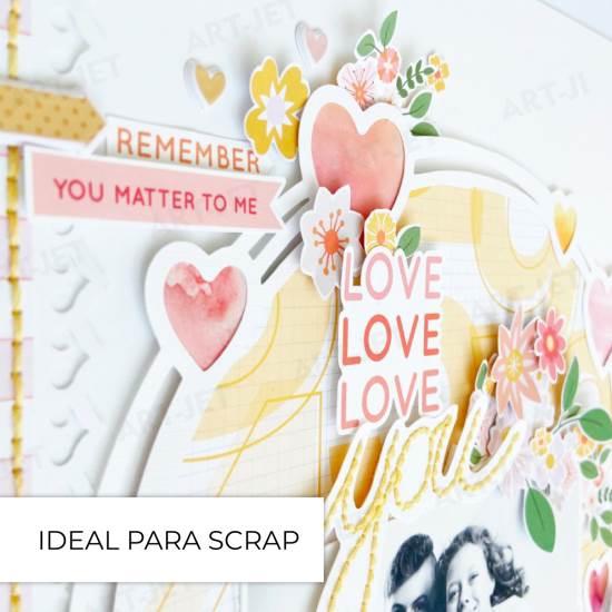 Imagen de PAPEL INK-JET MATELINA A4 150 GS X 100 UNID.